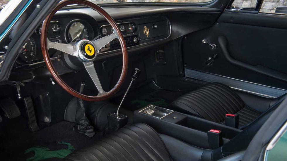 subasta Ferrari 275 GTB/4 1967 interior