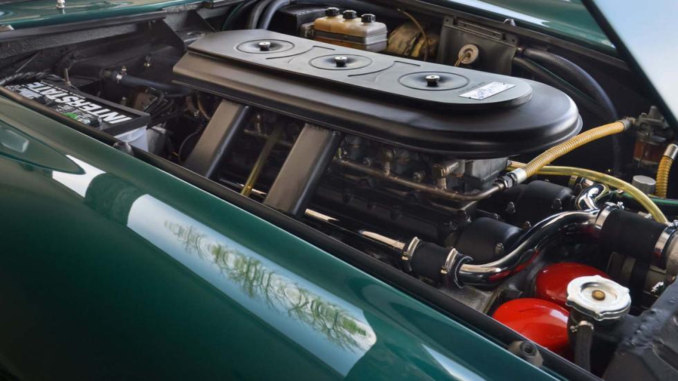 subasta Ferrari 275 GTB/4 1967 motor