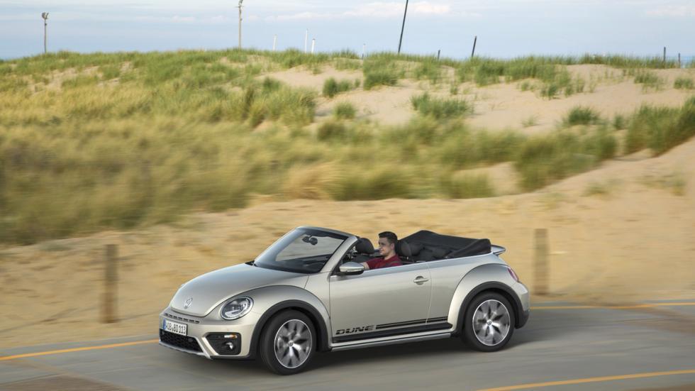 Volkswagen Beetle Dune y Beetle Dune Cabrio