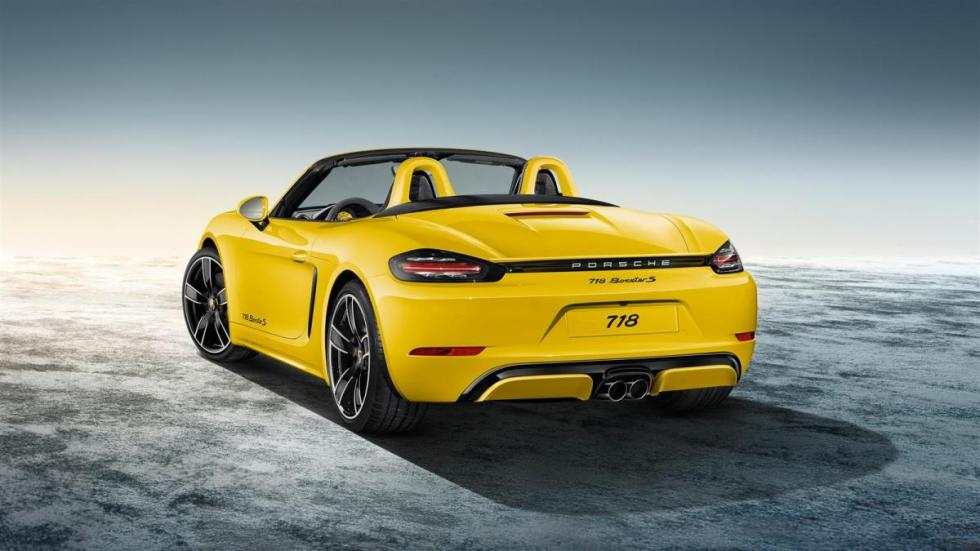 Porsche Exclusive 718 Boxster