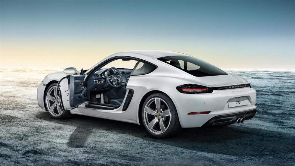 Porsche Exclusive 718 Cayman