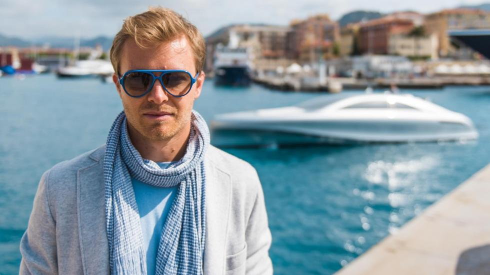 El evento al que fueron Hamilton y Rosberg después del GP de Mónaco