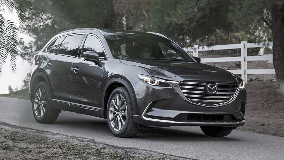 Prueba: Mazda CX-9. ¡Pedazo de SUV!