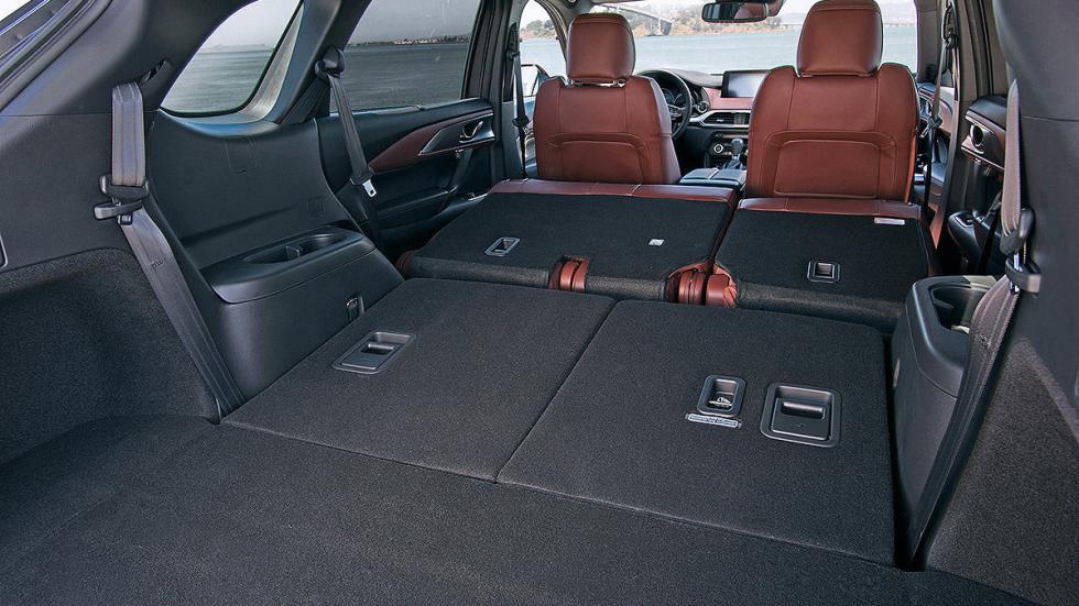 Mazda CX-9 interior maletero