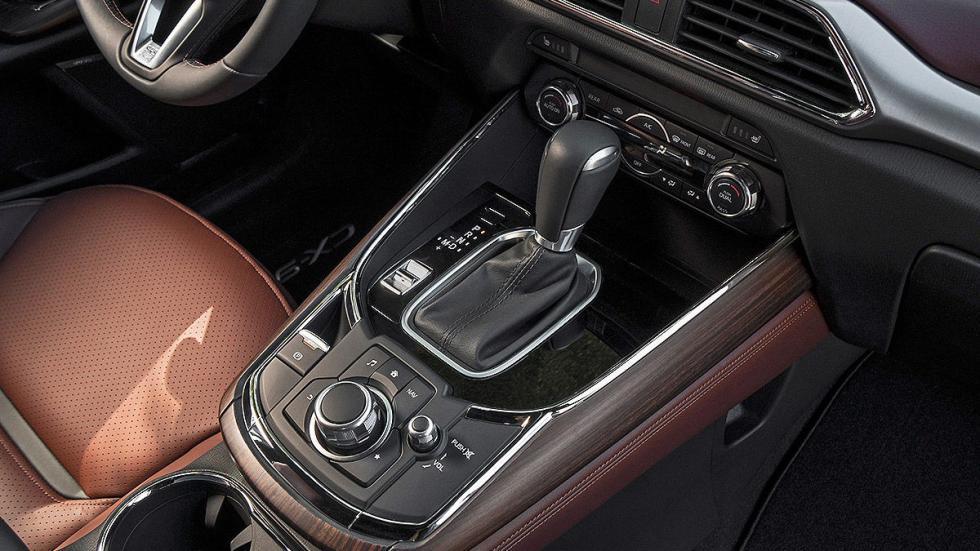 Mazda CX-9 lateral cambio