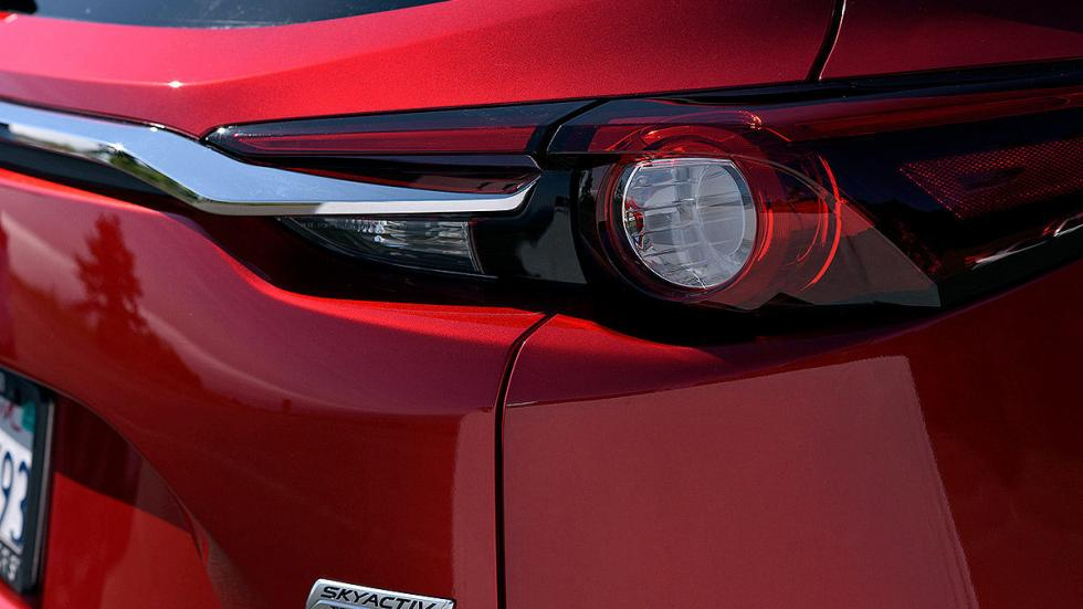 Mazda CX-9 detalle