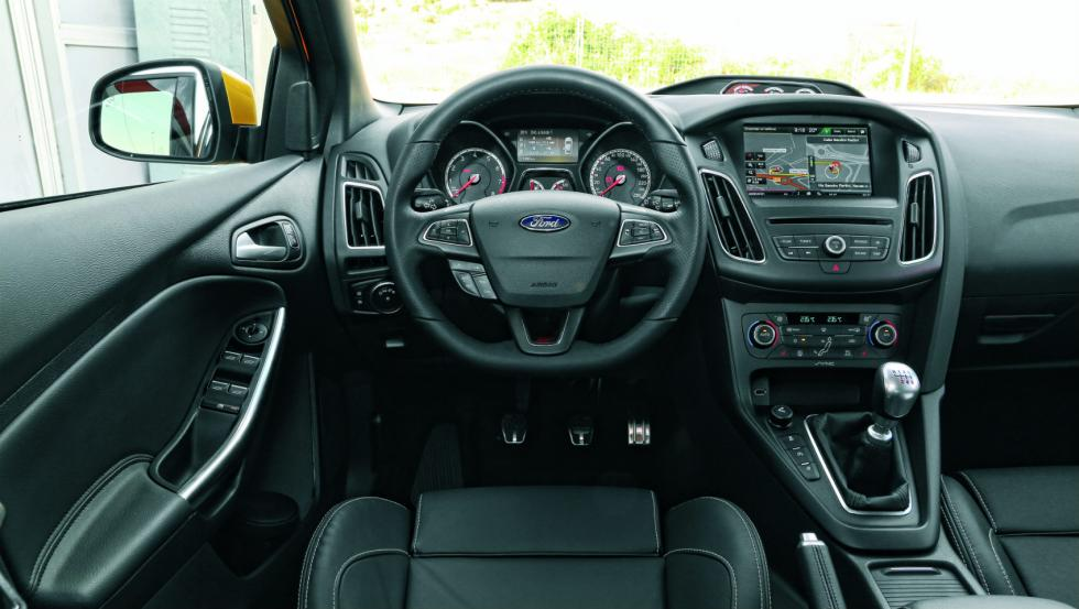 Ford Focus ST 7