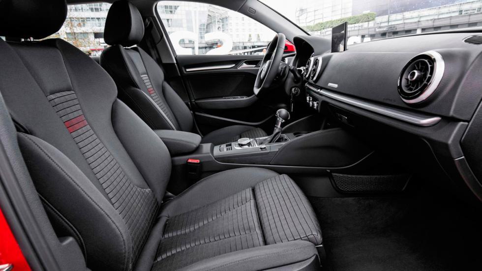 Prueba nuevo Audi A3, 8