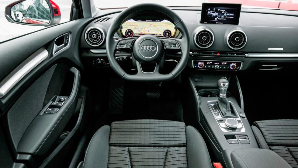 Prueba nuevo Audi A3, 9