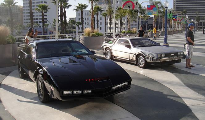 coches películas ciencia ficción 3