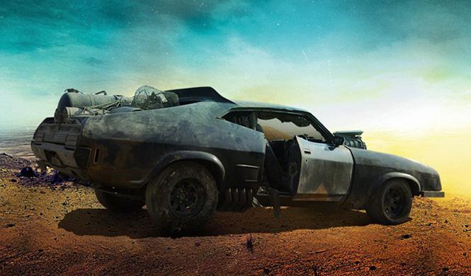 coches películas ciencia ficción 4