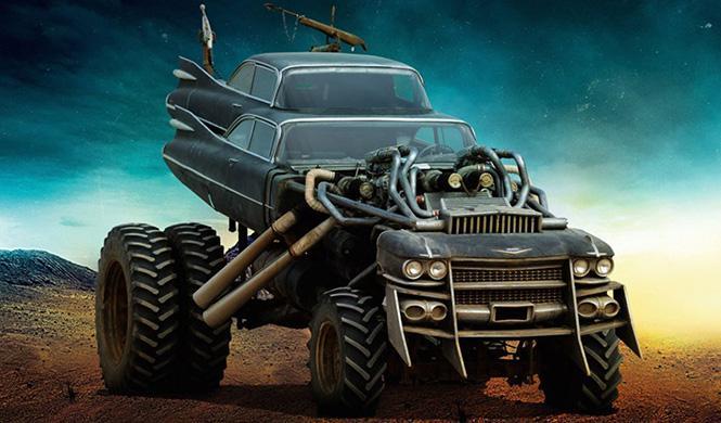 coches películas ciencia ficción 5