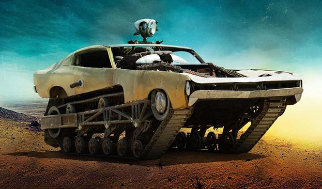 coches películas ciencia ficción 6
