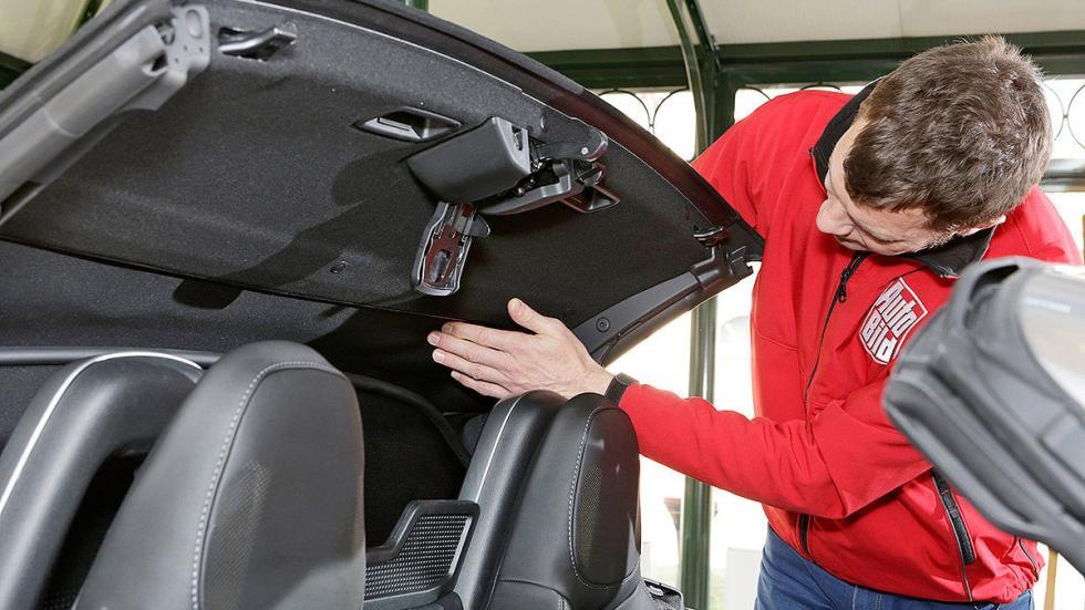 Prueba: Fiat 124 Spyder capota