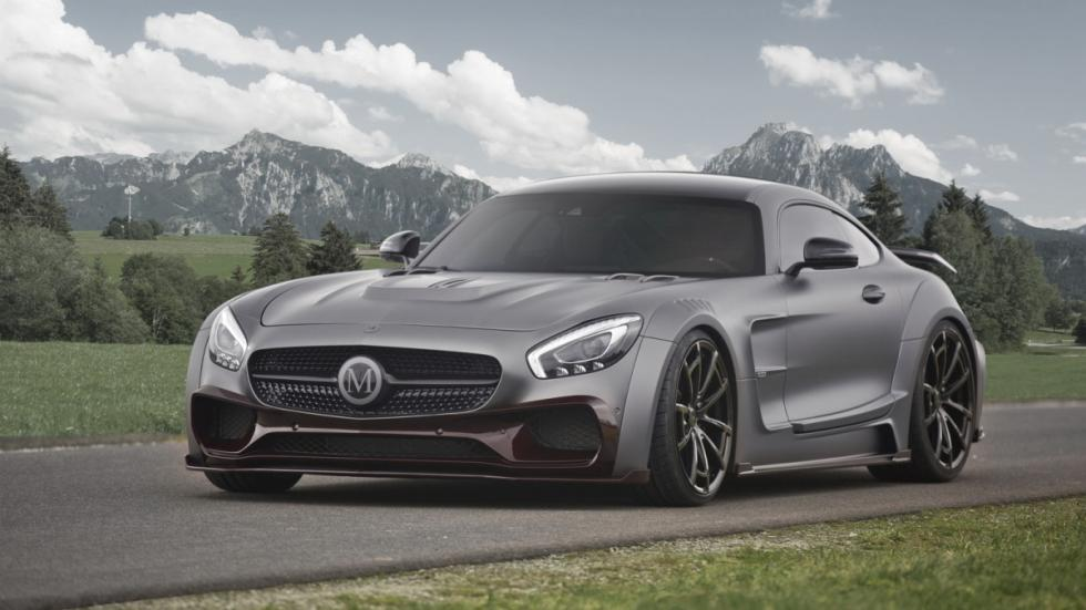 Mercedes-AMG GT S Mansory