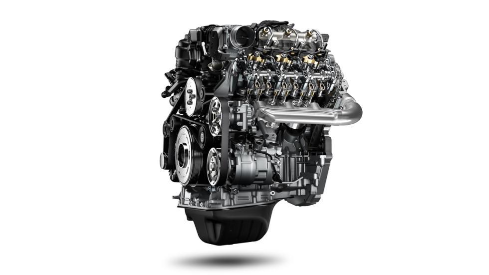 Motor V6 Volkswagen Amarok 2016