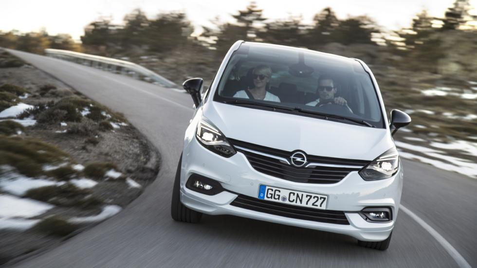 Opel Zafira Tourer 2016 morro