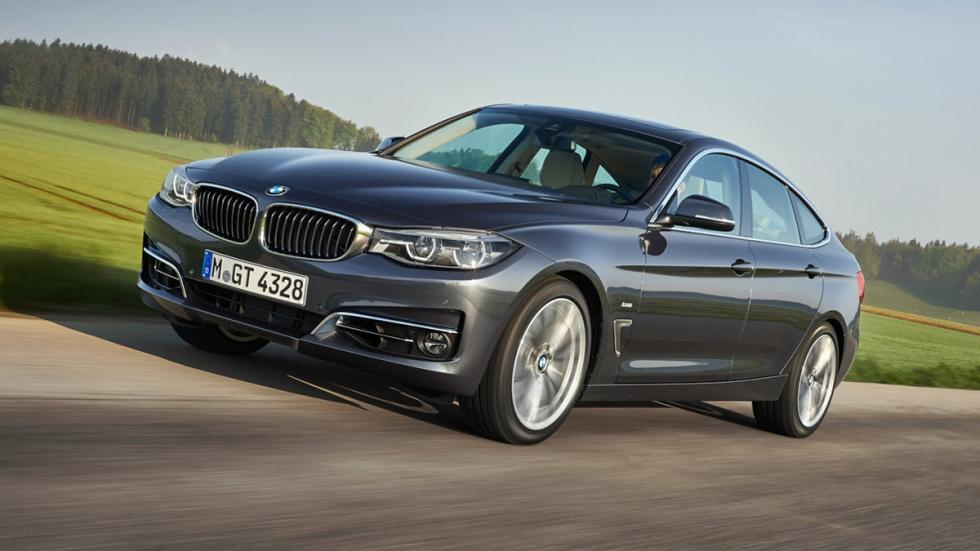 BMW Serie 3 Gran Turismo 2016 frontal