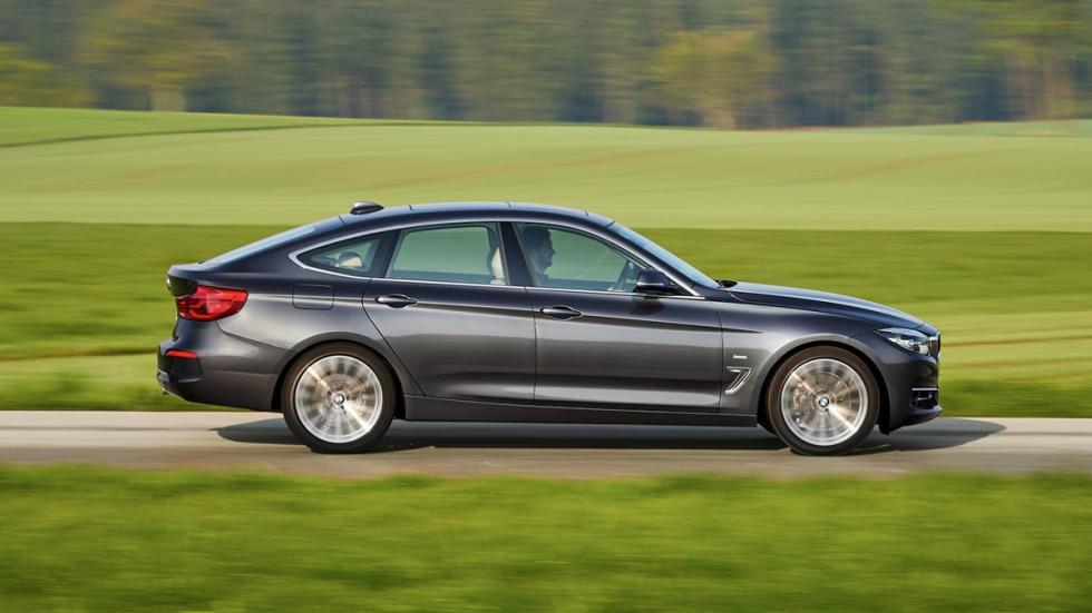 BMW Serie 3 Gran Turismo 2016 lateral