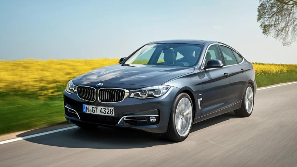 BMW Serie 3 Gran Turismo 2016 tres cuartos