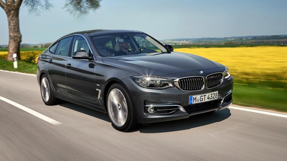 BMW Serie 3 Gran Turismo 2016 tres cuartos delantera