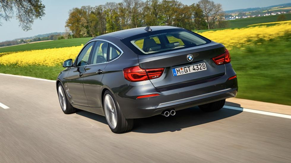 BMW Serie 3 Gran Turismo 2016 zaga