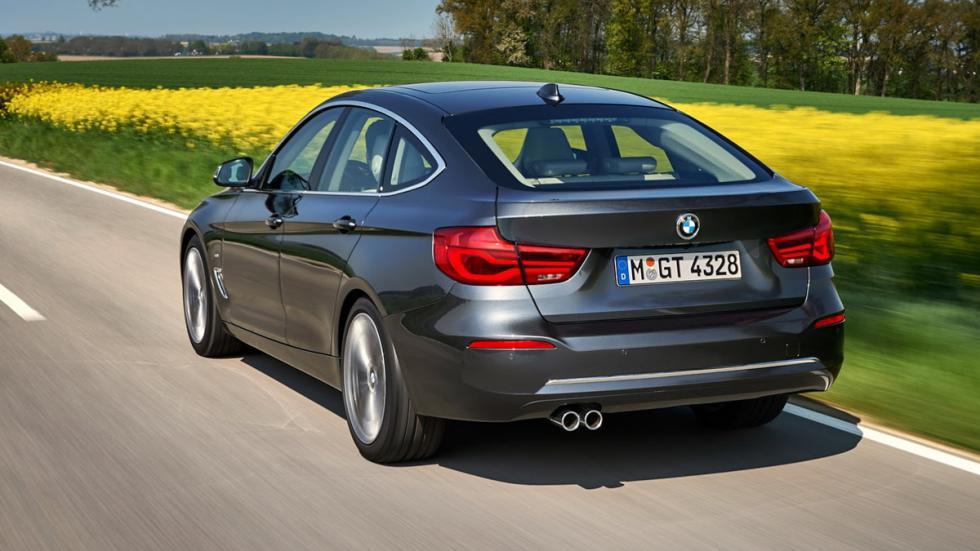 BMW Serie 3 Gran Turismo 2016 trasera