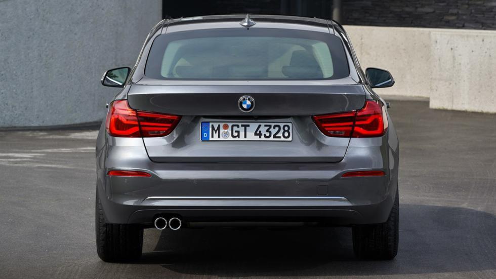 BMW Serie 3 Gran Turismo 2016 culo