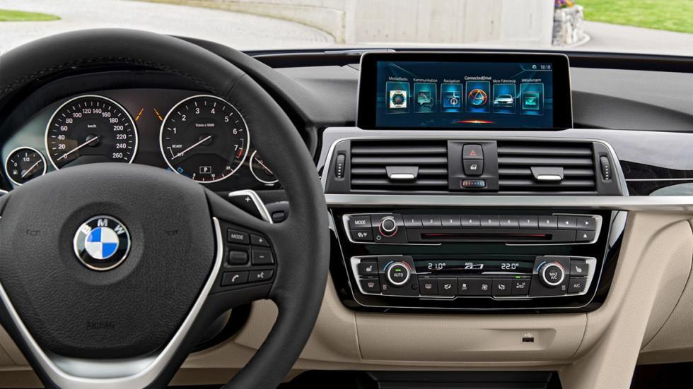 BMW Serie 3 Gran Turismo 2016 interior