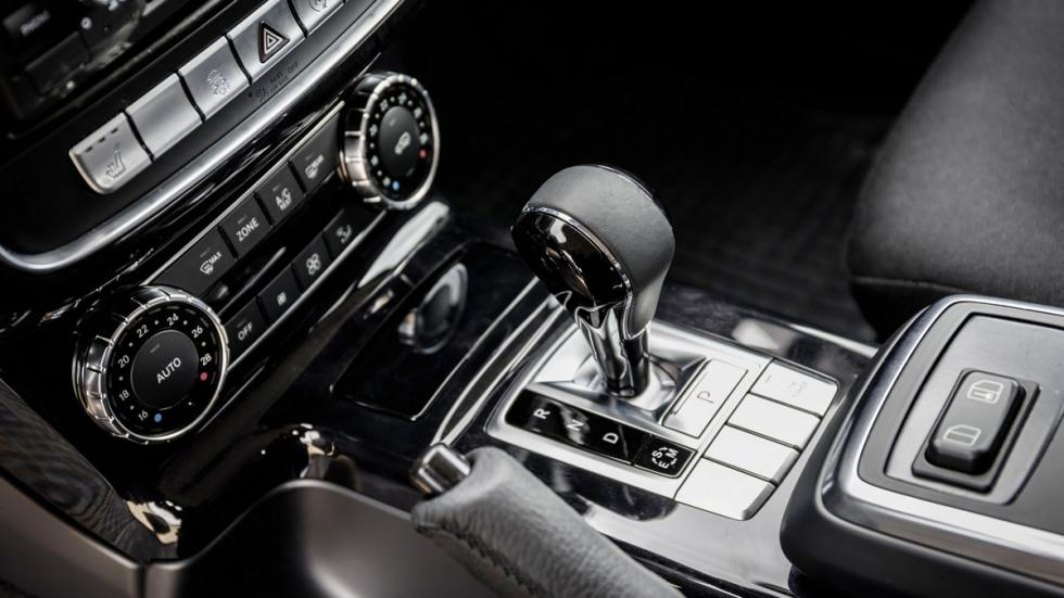 Mercedes G 350d Professional 2016 detalle