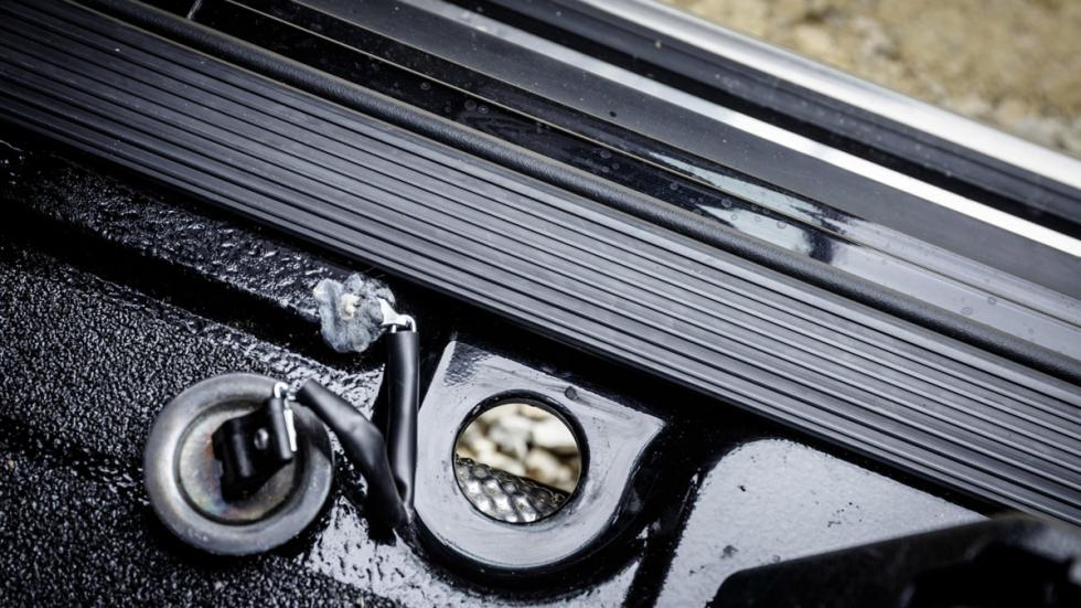 Mercedes G 350d Professional 2016 desagüe