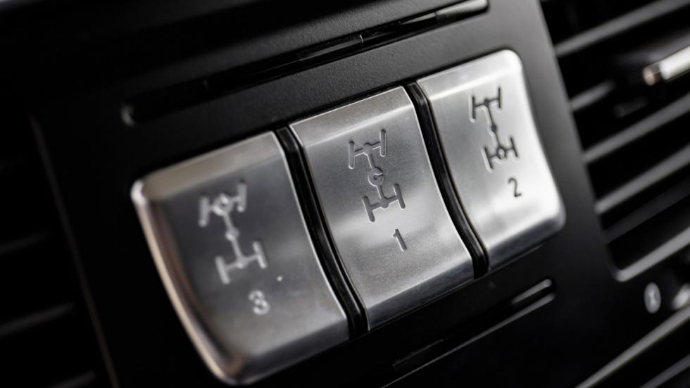 Mercedes G 350d Professional 2016 bloqueos
