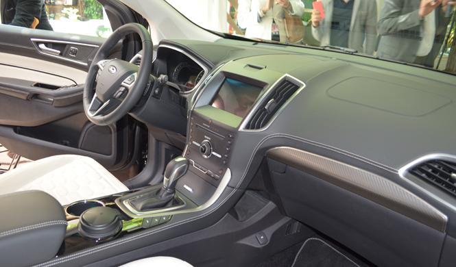 ford vignale casa decor 2016 conduccion