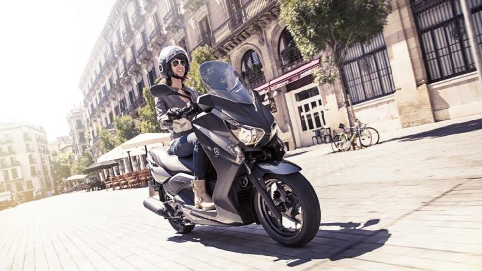 Yamaha-X-Max-125