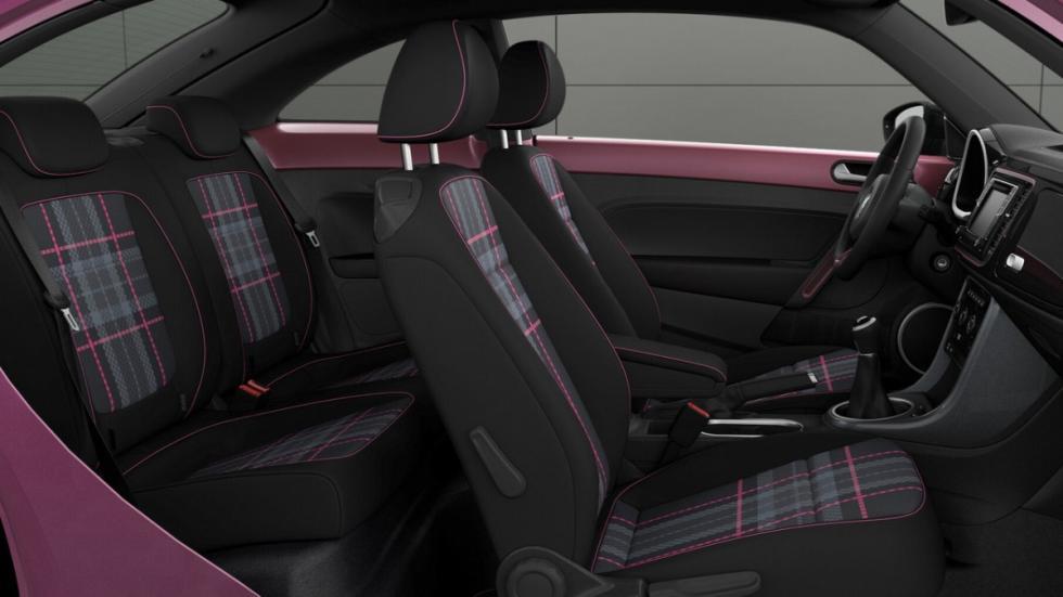 Volkswagen Beetle #Pinkbeetle