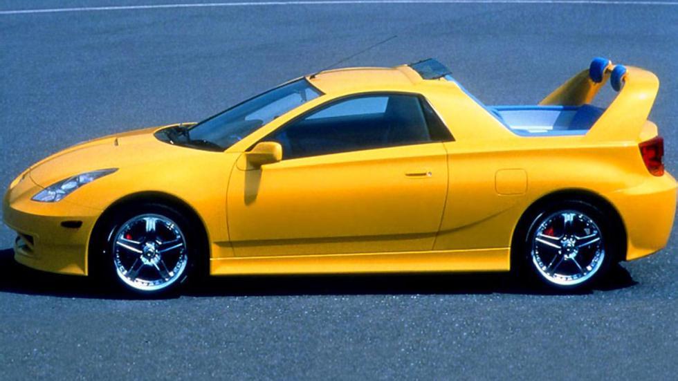 Toyota Celica Cruising Deck de 1999 lateral
