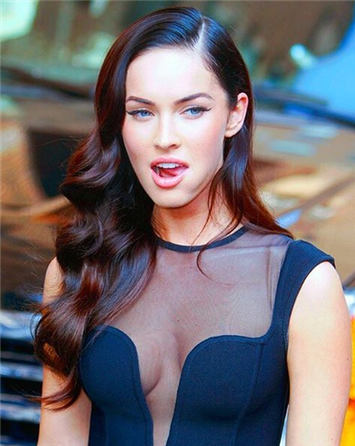 Megan Fox. Foto: Instagram