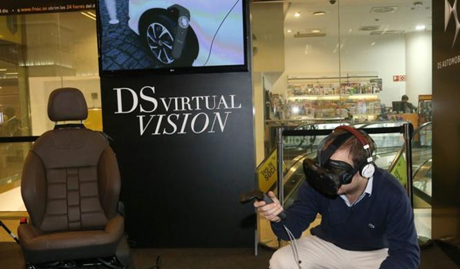 ds virtual vision barcelona