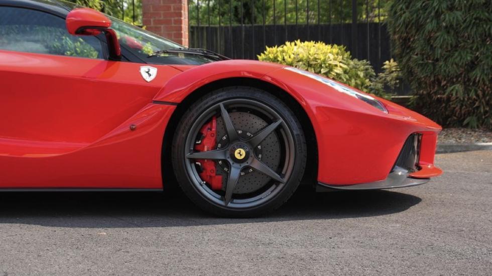 Ferrari LaFerrari rueda