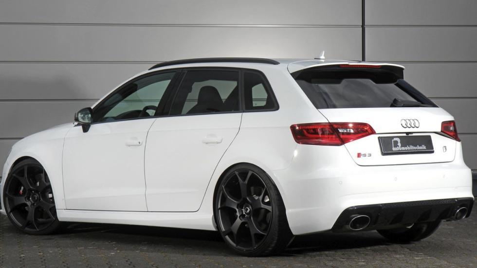Audi RS3 by BB Automobiltechnik trasera