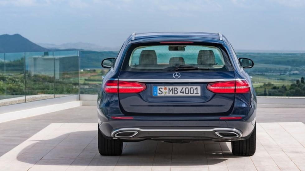 Mercedes Clase E Estate 2017 trasera