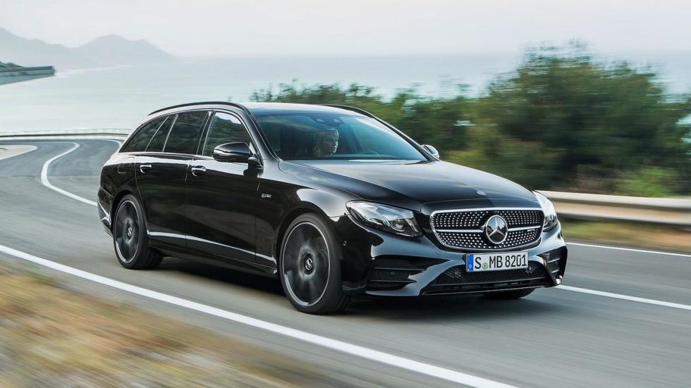 Mercedes Clase E AMG_frontal