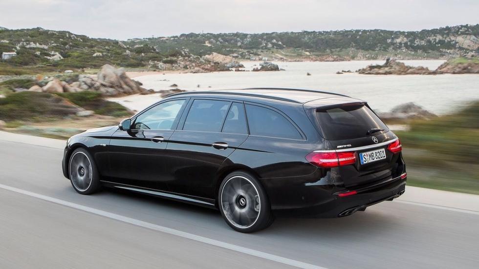 Mercedes Clase E AMG_trasera