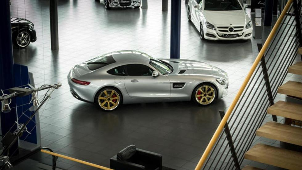 Mercedes-AMG GT by Lorinser
