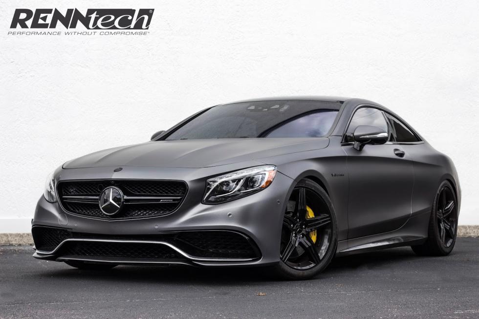 Renntech Mercedes AMG S63 Coupe