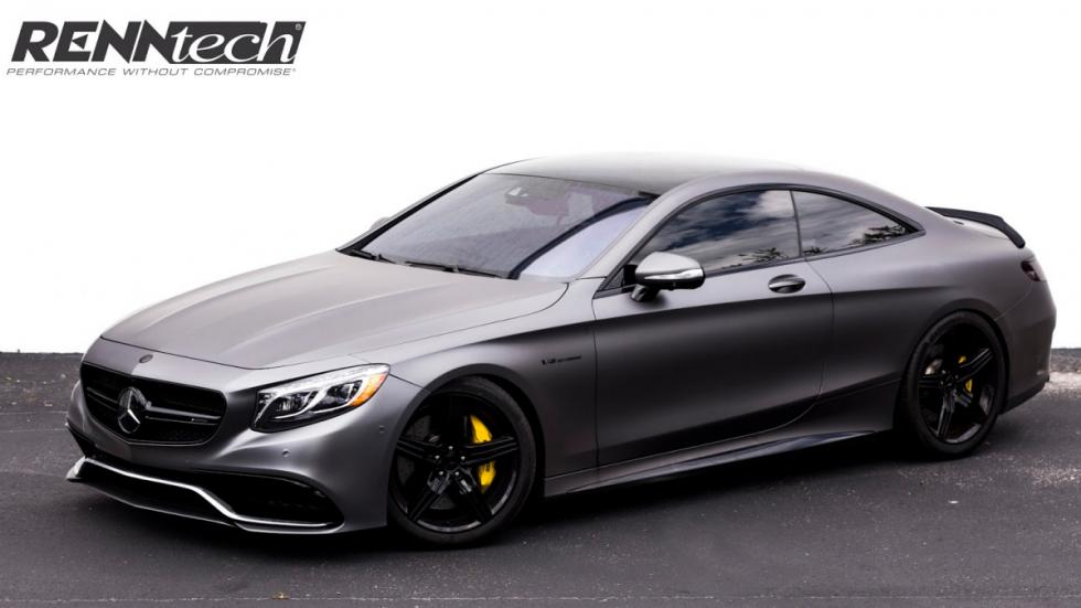 Renntech Mercedes AMG S63 Coupe lateral