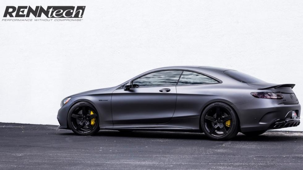Renntech Mercedes AMG S63 Coupe trasera
