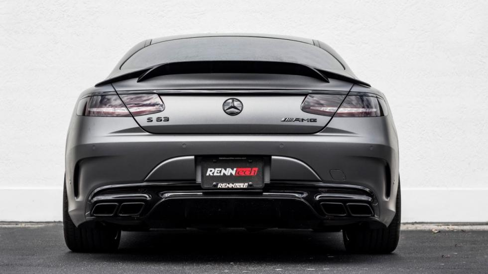 Renntech Mercedes AMG S63 Coupe culo