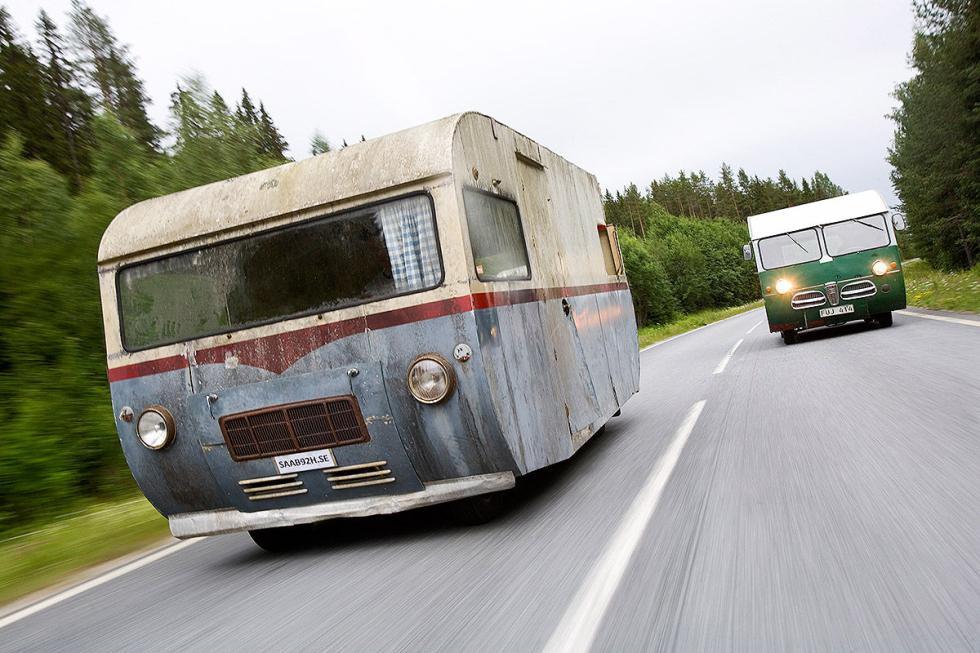 Las autocaravanas más 'cool' de la historia