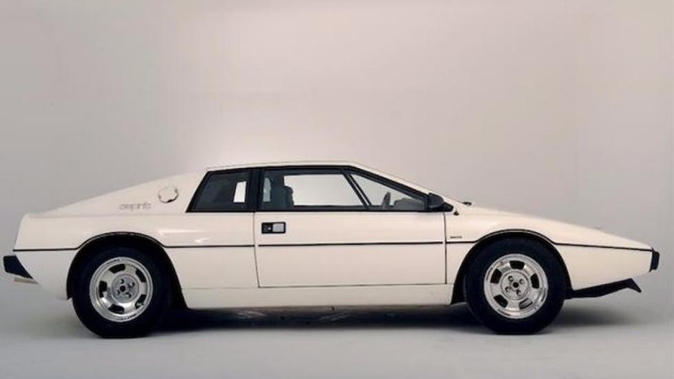 Lotus Esprit concept lateral